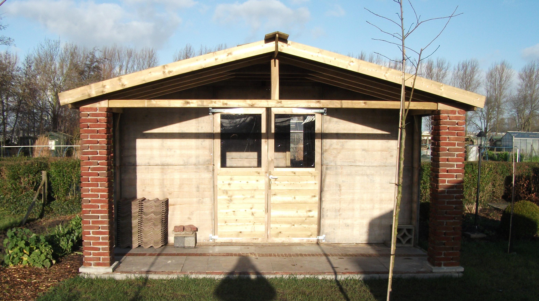 Steenschot tuinhuis 3