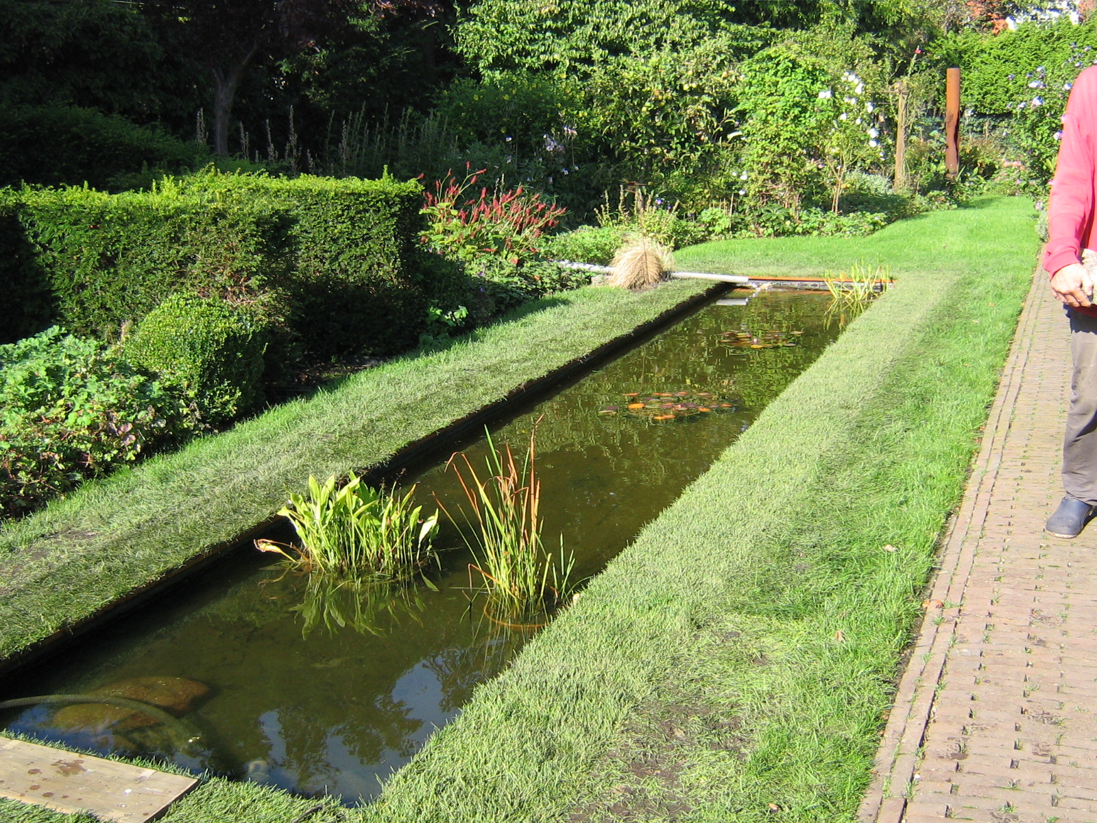 Vijvers studio tuin studio tuin for Tuin en vijver